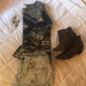 Ralph Lauren Denim and Supply boho sweater